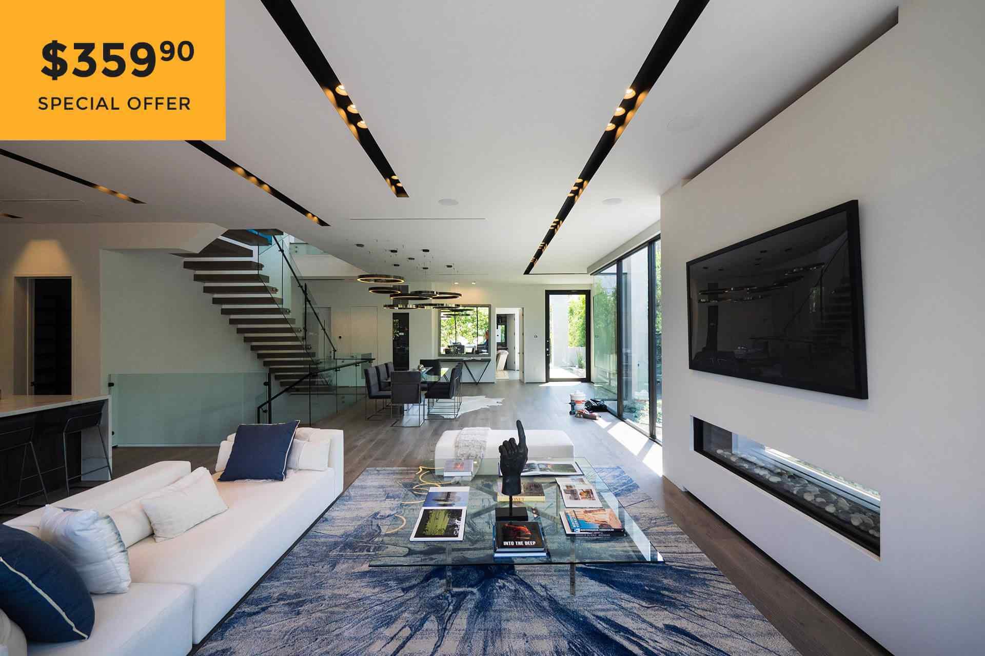 Cool Living 5,000 BTU 9.7 EER 115V Window Mount Room